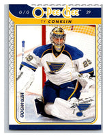 2009-10 O-Pee-Chee #683 Ty Conklin Blues Mint NHL