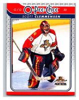 2009-10 O-Pee-Chee #685 Scott Clemmensen Panthers Mint NHL