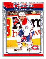 2009-10 O-Pee-Chee #687 Mike Cammalleri Canadiens Mint NHL