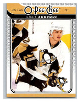 2009-10 O-Pee-Chee #689 Chris Bourque Penguins Mint NHL