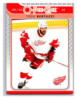 2009-10 O-Pee-Chee #692 Todd Bertuzzi Red Wings Mint NHL