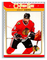 2009-10 O-Pee-Chee #707 Brent Sopel Blackhawks Mint NHL