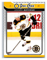 2009-10 O-Pee-Chee #715 Johnny Boychuk Bruins Mint NHL
