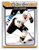 2009-10 O-Pee-Chee #723 Ryan Carter Ducks Mint NHL