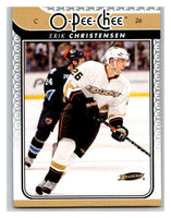 2009-10 O-Pee-Chee #724 Erik Christensen Ducks Mint NHL