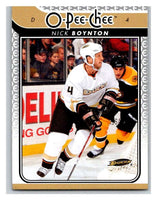 2009-10 O-Pee-Chee #727 Nick Boynton Ducks Mint NHL