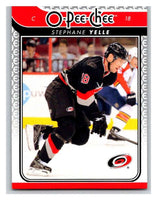 2009-10 O-Pee-Chee #731 Stephane Yelle Hurricanes Mint NHL