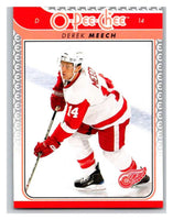 2009-10 O-Pee-Chee #739 Derek Meech Red Wings Mint NHL