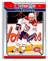 2009-10 O-Pee-Chee #741 Kyle Chipchura Canadiens Mint NHL