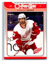 2009-10 O-Pee-Chee #746 Patrick Eaves Red Wings Mint NHL