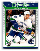 2009-10 O-Pee-Chee #749 Tanner Glass Canucks Mint NHL
