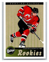 2001-02 Upper Deck Vintage #284 Josef Boumedienne MINT Hockey NHL Rookie 02799