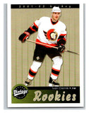 2001-02 Upper Deck Vintage #290 Ivan Ciernik MINT Hockey NHL RC Rookie 02804