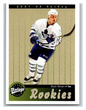 2001-02 Upper Deck Vintage #299 Bob Wren MINT Hockey NHL RC Rookie 02811