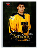 2005-06 Fleer Ultra #206 Milan Jurcina NM-MT Hockey NHL RC Rookie Bruins 02838