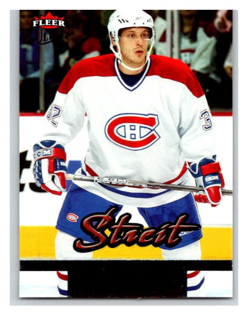 2005-06 Fleer Ultra #224 Mark Streit NM-MT Hockey NHL RC Rookie Canadiens 02843