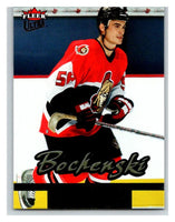 2005-06 Fleer Ultra #233 Brandon Bochenski NM-MT Hockey NHL Rookie Senators 02855