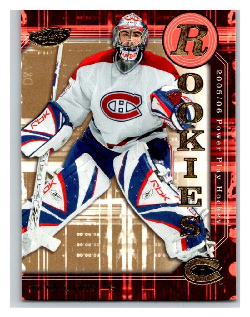 2005-06 Upper Deck Power Play #145 Yann Danis NM-MT Hockey NHL RC Rookie 02824
