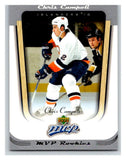 2005-06 Upper Deck MVP #437 Chris Campoli MINT Hockey NHL RC Rookie 02881