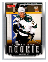 2007-08 Upper Deck Victory #342 Torrey Mitchell MINT Hockey Rookie RC NHL 02922