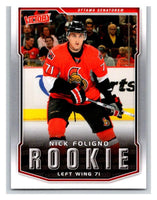 2007-08 Upper Deck Victory #330 Nick Foligno MINT Hockey NHL RC Rookie 02911