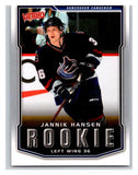 2007-08 Upper Deck Victory #245 Jannik Hansen MINT Hockey NHL RC Rookie 02916
