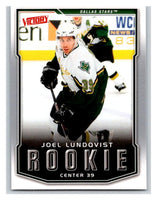 2007-08 Upper Deck Victory #237 Joel Lundqvist MINT Hockey NHL RC Rookie 02913