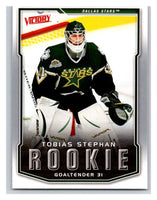 2007-08 Upper Deck Victory #221 Tobias Stephan MINT Hockey NHL RC Rookie 02909