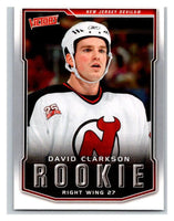 2007-08 Upper Deck Victory #205 David Clarkson MINT Hockey NHL RC Rookie 02904