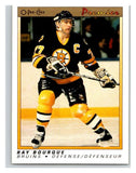(HCW) 1990-91 OPC Premier #9 Ray Bourque Mint