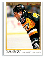(HCW) 1990-91 OPC Premier #16 Paul Coffey Penguins Mint