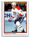 (HCW) 1990-91 OPC Premier #22 Gerald Diduck Mint