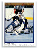 (HCW) 1990-91 OPC Premier #49 Peter Ing Maple Leafs Mint
