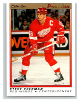 (HCW) 1990-91 OPC Premier #130 Steve Yzerman Red Wings Mint