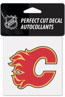 (HCW) Calgary Flames Perfect Cut Color 4