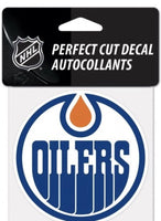 (HCW) Edmonton Oilers Perfect Cut Color 4