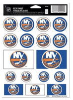 (HCW) New York Islanders Vinyl Sticker Sheet 5