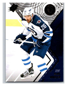 2015-16 SPx #49 Blake Wheeler Winn Jets Upper Deck NHL Mint
