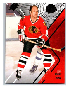 2015-16 SPx #56 Bobby Hull Blackhawks Upper Deck NHL Mint