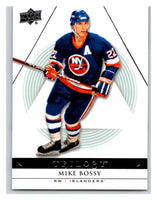 2013-14 Upper Deck Trilogy #60 Mike Bossy NY Islanders NHL UD Mint