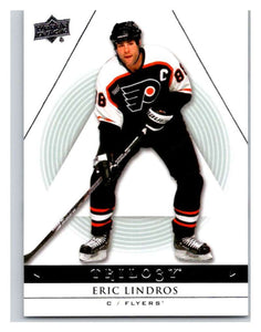 2013-14 Upper Deck Trilogy #72 Eric Lindros Flyers NHL UD Mint