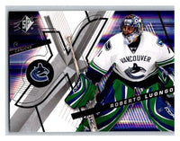 (HCW) 2008-09 SP SPx #4 Roberto Luongo Canucks Upper Deck NHL Mint