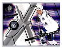 (HCW) 2008-09 SP SPx #9 Vincent Lecavalier Lightning Upper Deck NHL Mint
