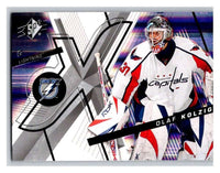 (HCW) 2008-09 SP SPx #10 Olaf Kolzig Lightning Upper Deck NHL Mint