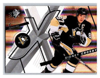 (HCW) 2008-09 SP SPx #18 Sidney Crosby Penguins Upper Deck NHL Mint