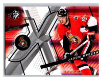 (HCW) 2008-09 SP SPx #29 Jason Spezza Senators Upper Deck NHL Mint