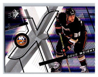 (HCW) 2008-09 SP SPx #38 Doug Weight NY Islanders Upper Deck NHL Mint
