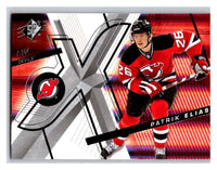 (HCW) 2008-09 SP SPx #41 Patrik Elias NJ Devils Upper Deck NHL Mint