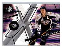 (HCW) 2008-09 SP SPx #45 Jason Arnott Predators Upper Deck NHL Mint