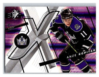(HCW) 2008-09 SP SPx #52 Anze Kopitar Kings Upper Deck NHL Mint